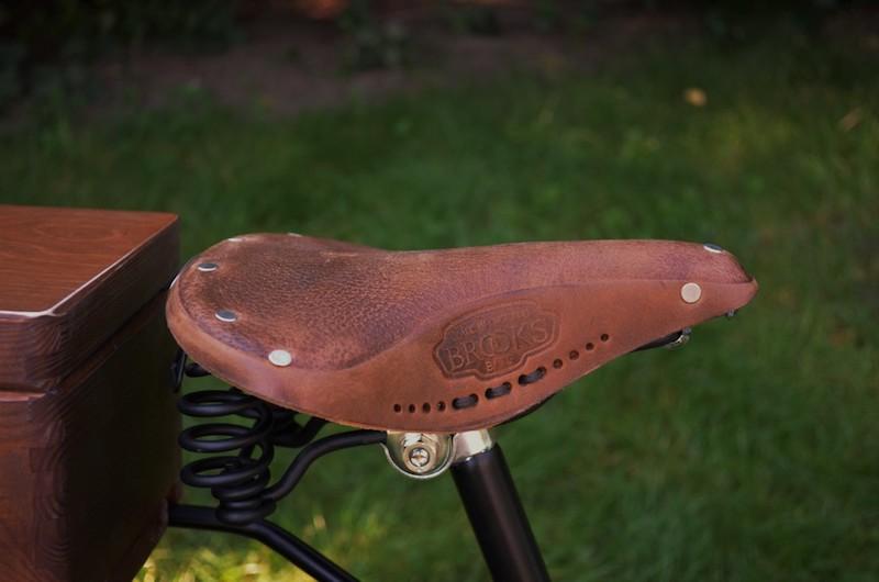 siodełko od roweru